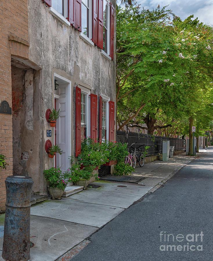 Walking Queen Street Photograph