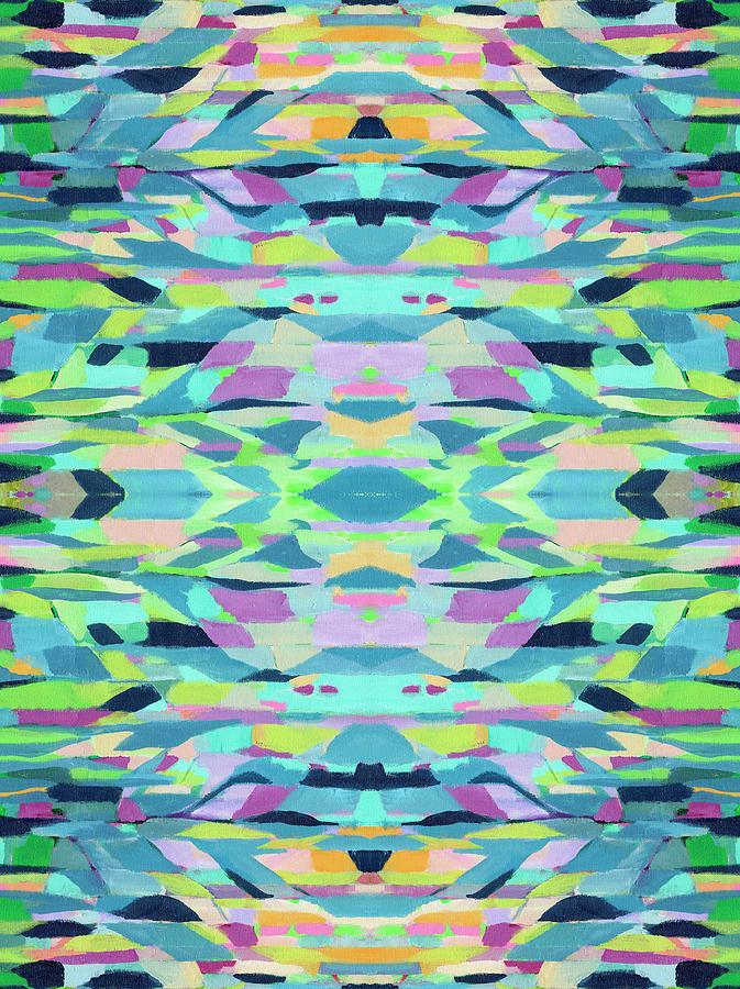 Wandering Pattern Digital Art
