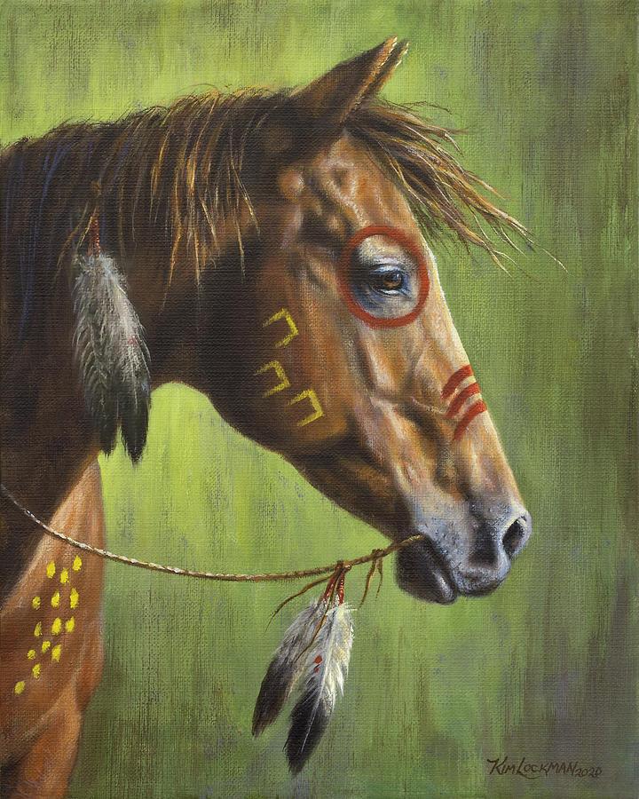 War Pony by Kim Lockman