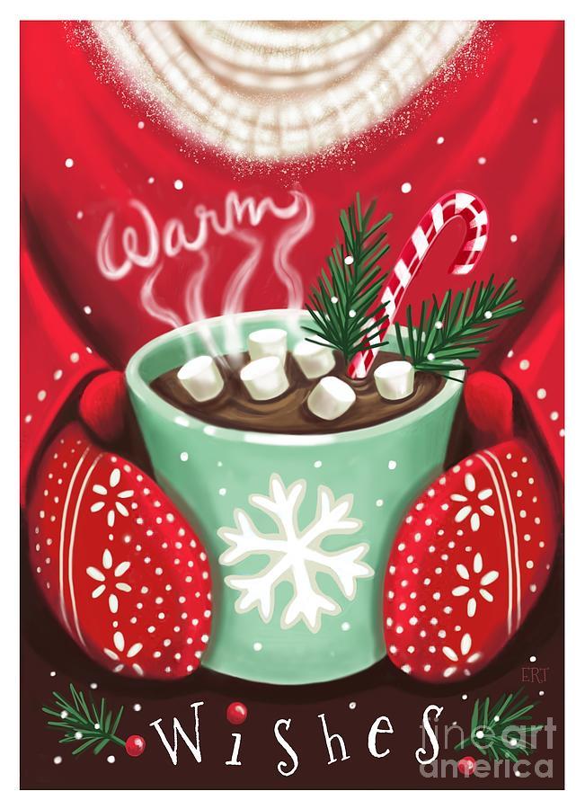 Warm Christmas Wishes by Elizabeth Robinette Tyndall