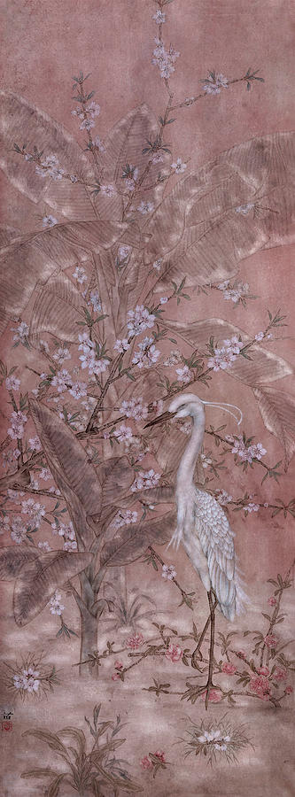 Lei Painting - Warm Dream  by Lei Miao