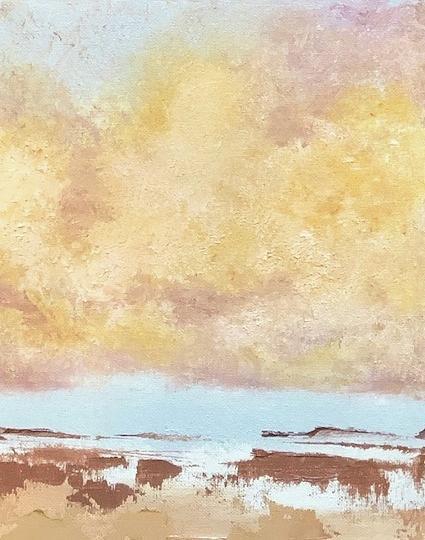 Warm Light by Donna Joy Cavaliere