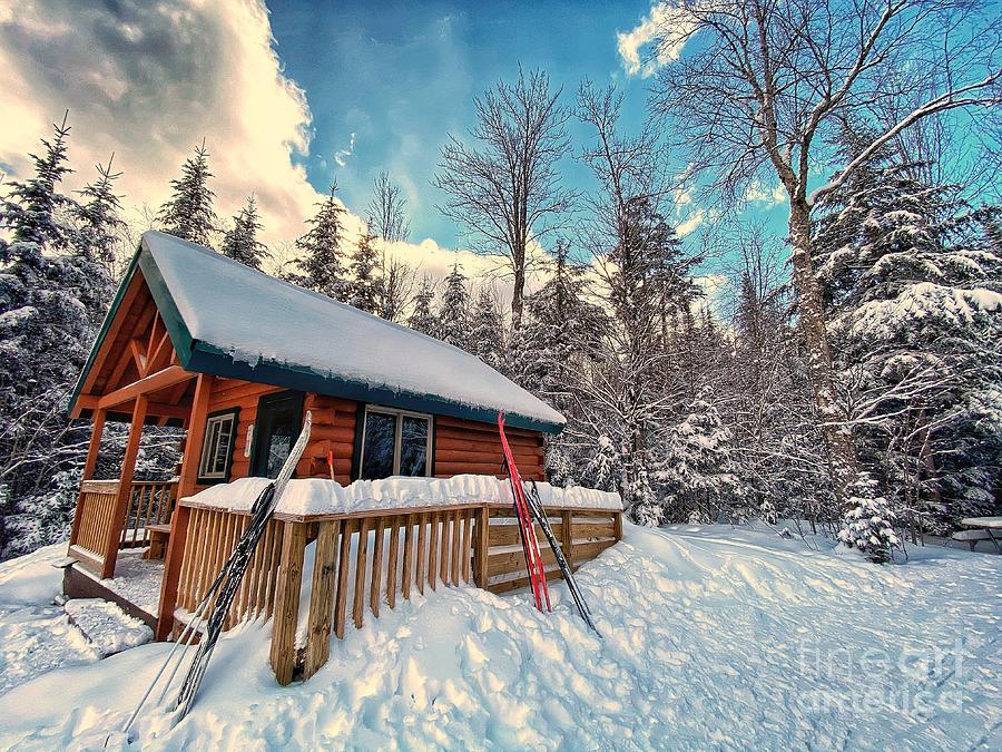 Warming Hut Photograph