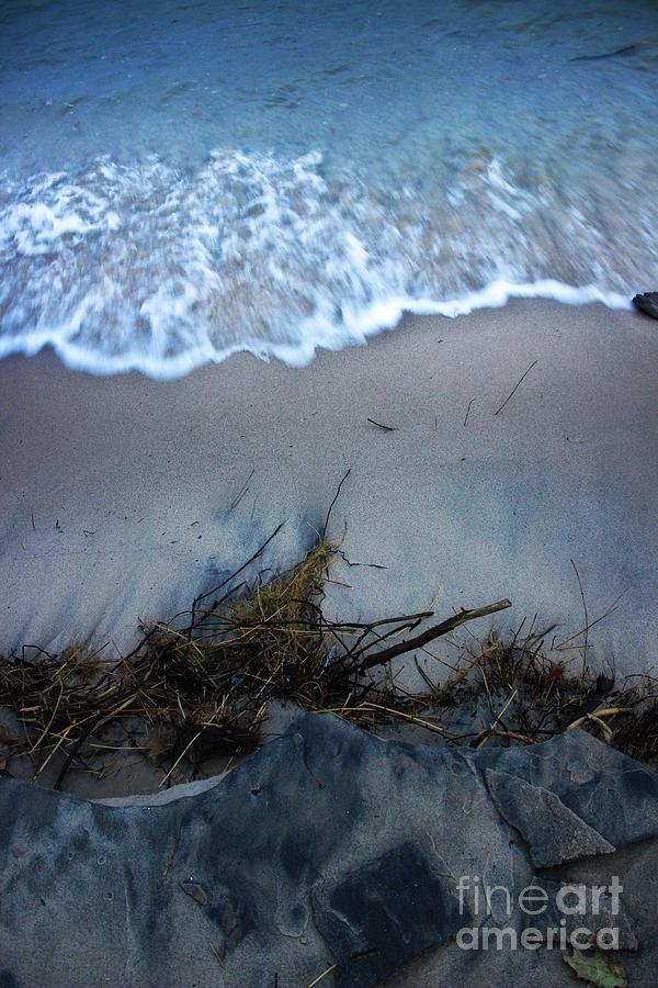 washing away by AnnMarie Parson-McNamara