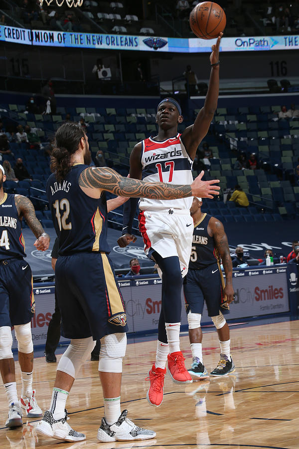 Washington Wizards v New Orleans Pelicans Photograph by Layne Murdoch Jr.