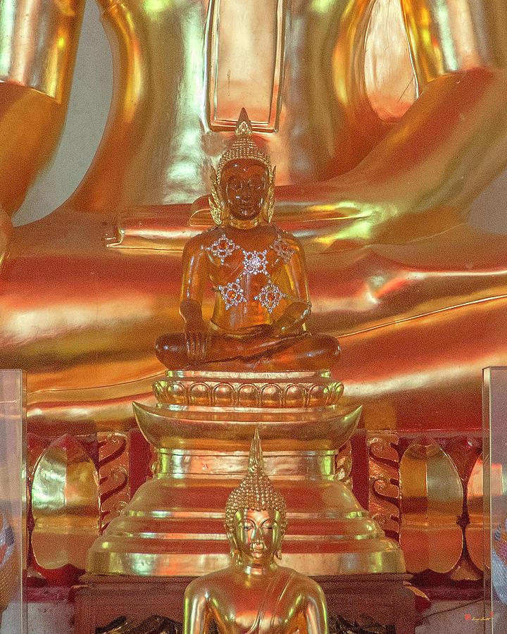 Wat Si Ubon Rattanaram Phra Ubosot Topaz Buddha DTHU1170 by Gerry Gantt
