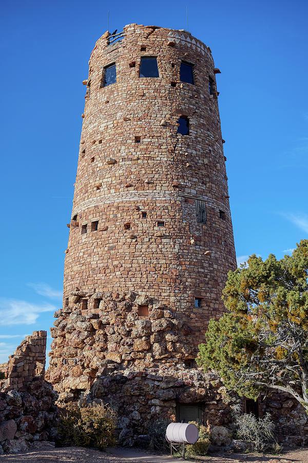 Watchtower by Paul Freidlund