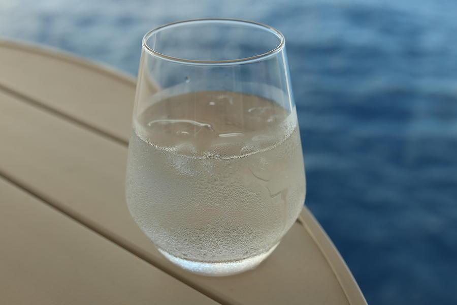 Water Glass  by Blair Damson