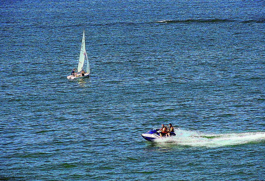 Water Recreation Photograph