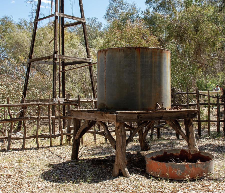 Water Tank Photograph