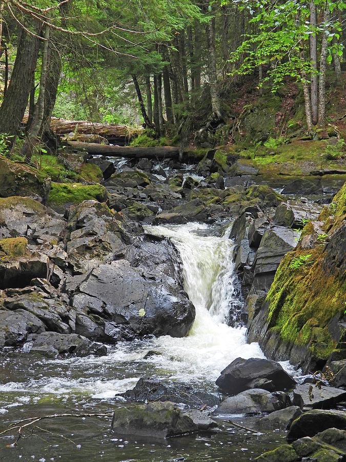 Waterfall Kakabika Photograph