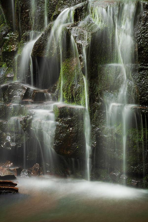 Waterfall Shine by Irwin Barrett