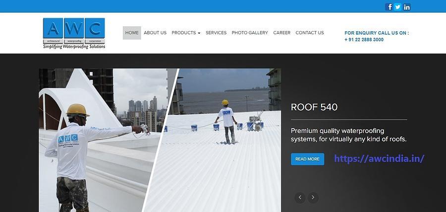 Waterproofing Contractors Mumbai Pyrography by Juan Carlos