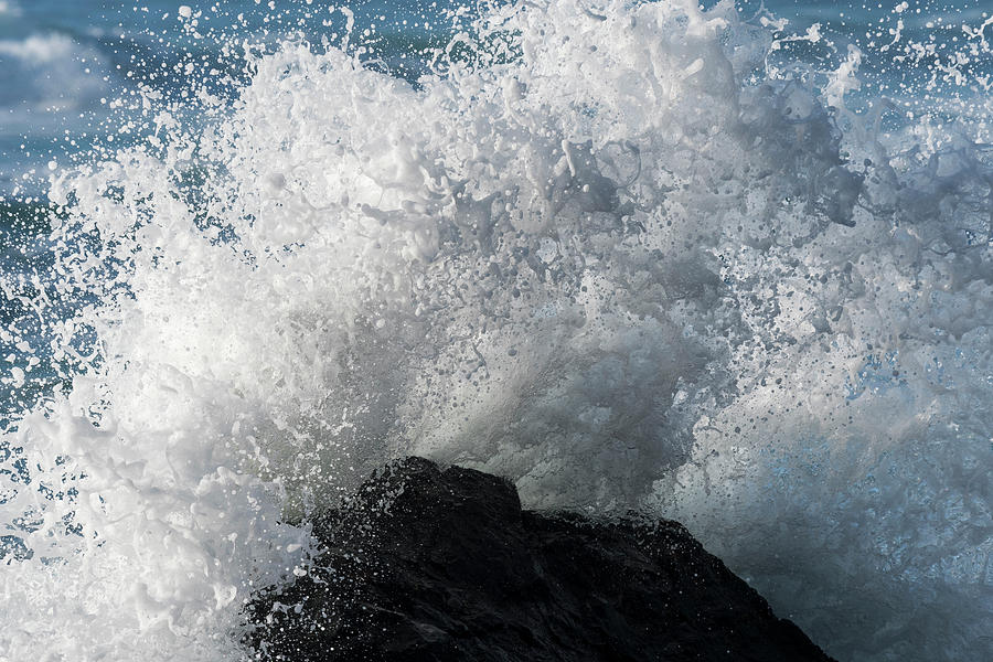 Wave Impact by Robert Potts