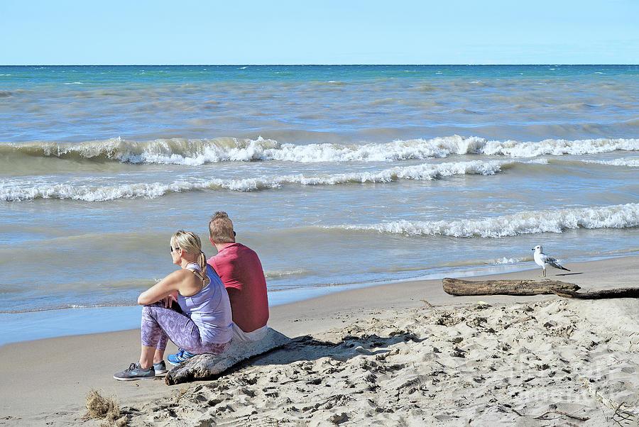 Wave Watchers by Ann Horn