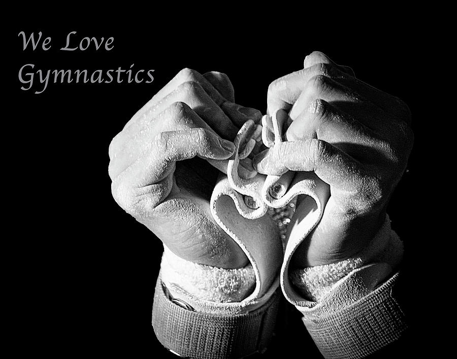 We Love Gymnastics by Philip Rispin