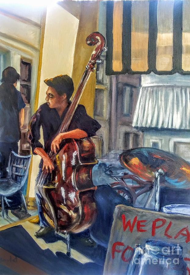 We Play for Tips by Beverly Boulet