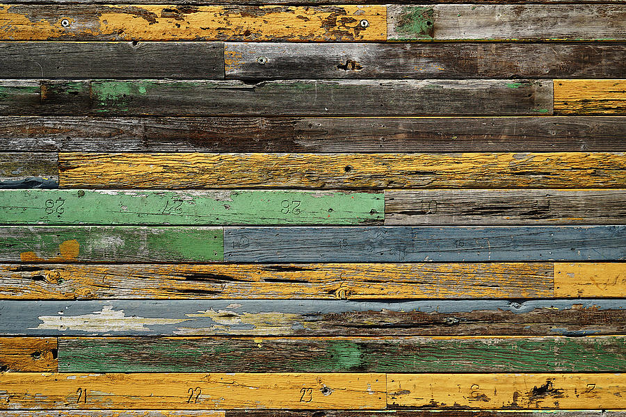 Weathered by Richard Reeve