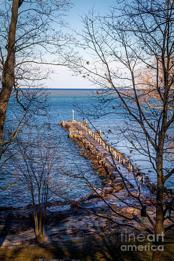Webster Pier by William Norton