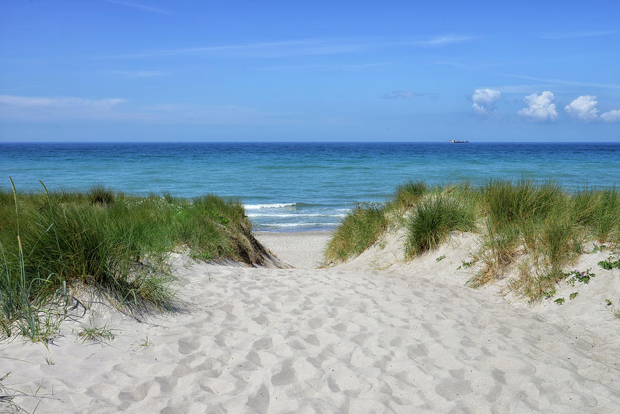 Welcom To The Baltic Sea Photograph