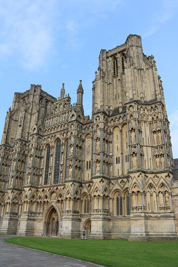 Wells Cathedral Somerset Photograph