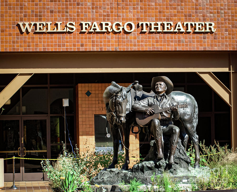 Wells Fargo Theater by Mary Capriole