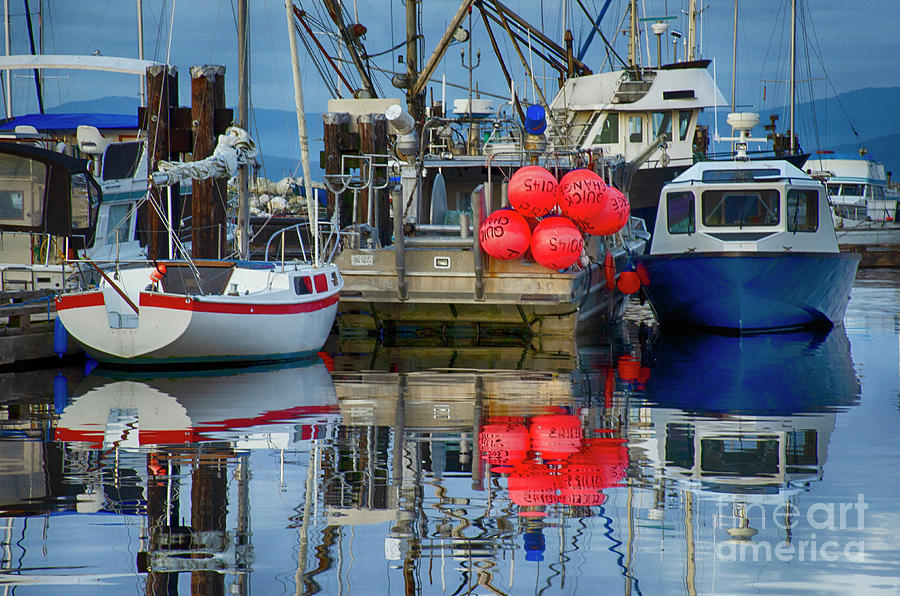 West Coast Reflections 2 by Bob Christopher