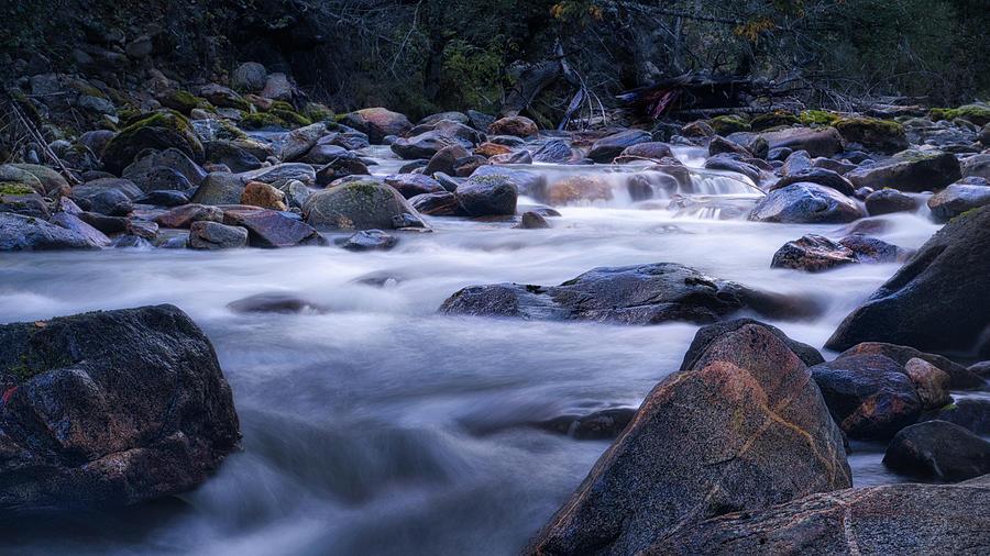 Newhalem Creek Photograph
