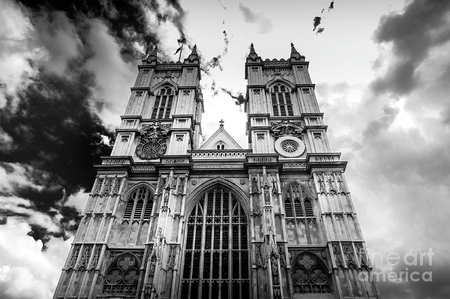 Westminster Abbey Photograph
