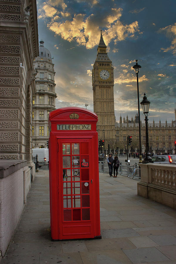 Westminster Calls by Martin Newman