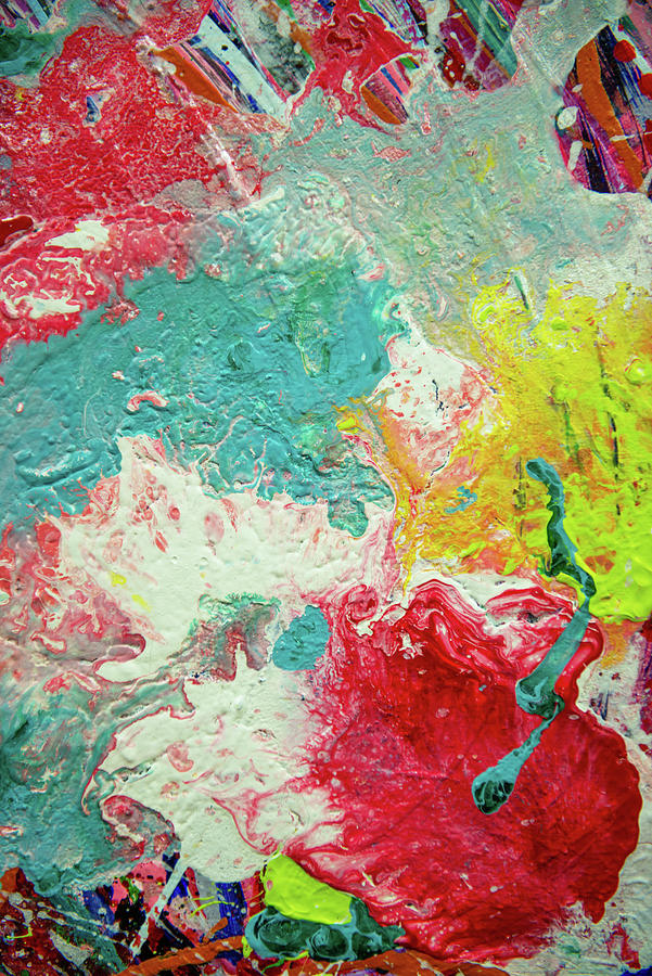 Nibiru Topo 5 Painting