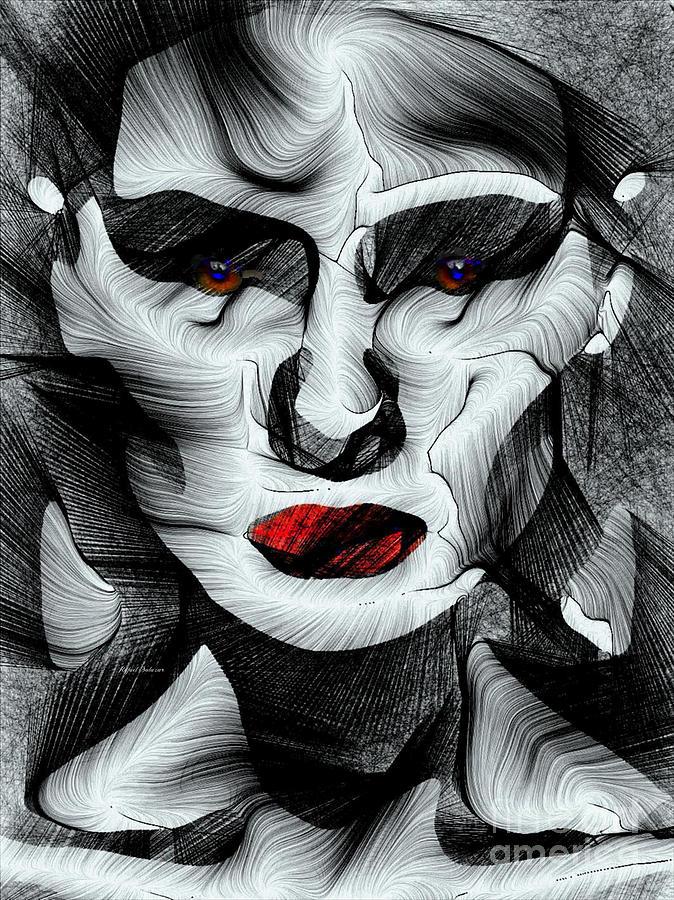 What Is Left Of Me Digital Art