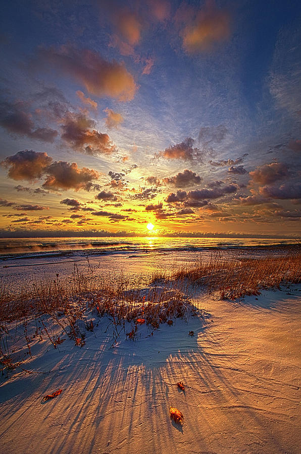 What We do in Life Echoes in Eternity by Phil Koch