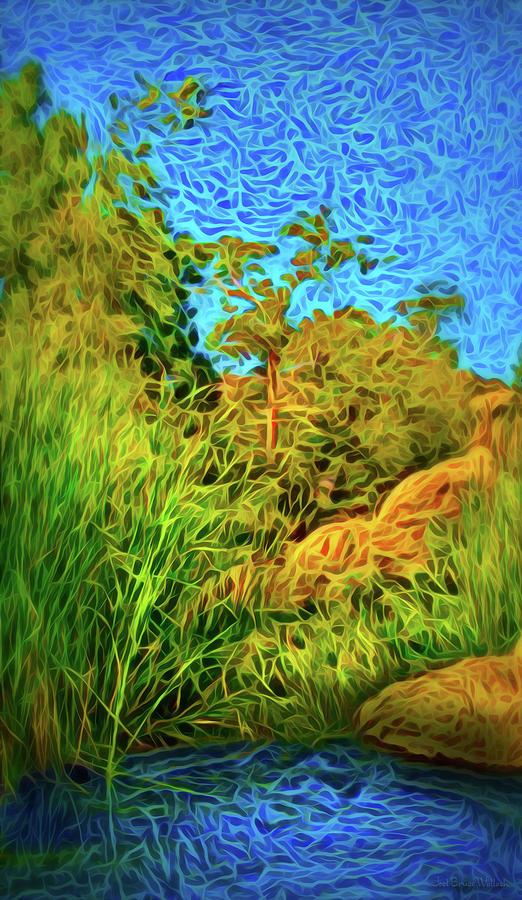 Whispering Waters by Joel Bruce Wallach