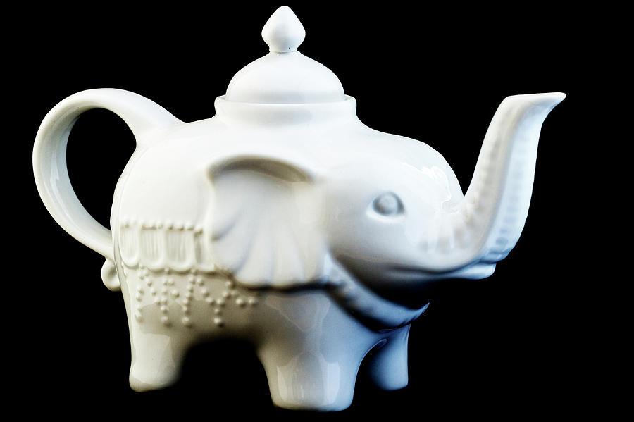 White Elephant Tea by Jean Noren