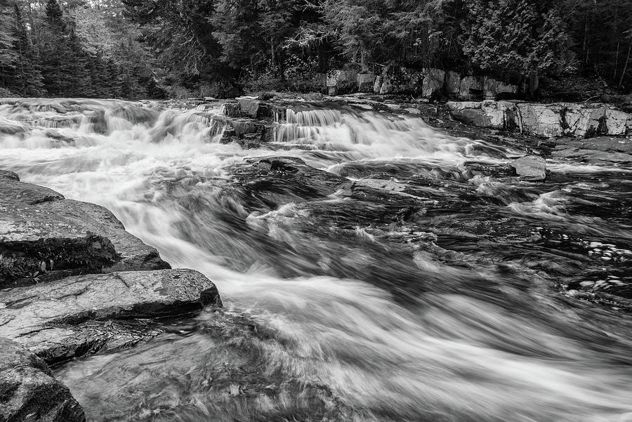 White Water Photograph by Kristopher Schoenleber