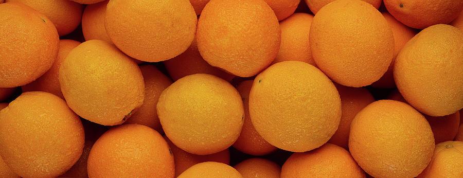 Whole Orange Panorama. Photograph