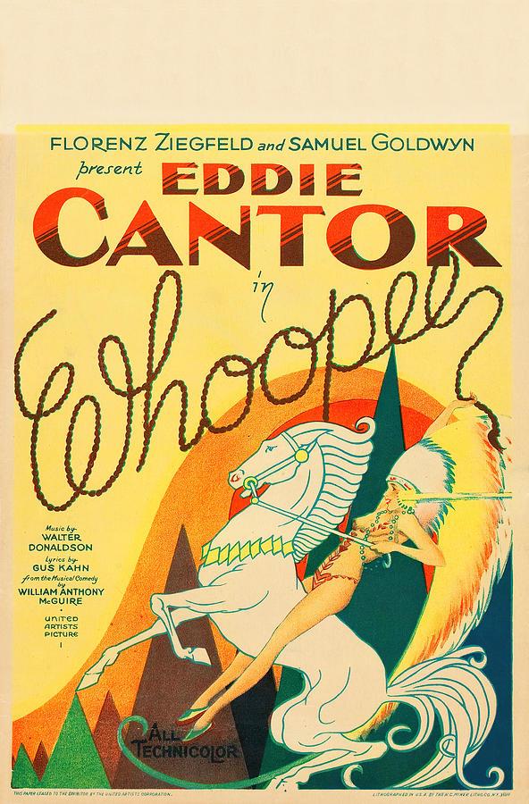 whoopee - 1930 Mixed Media