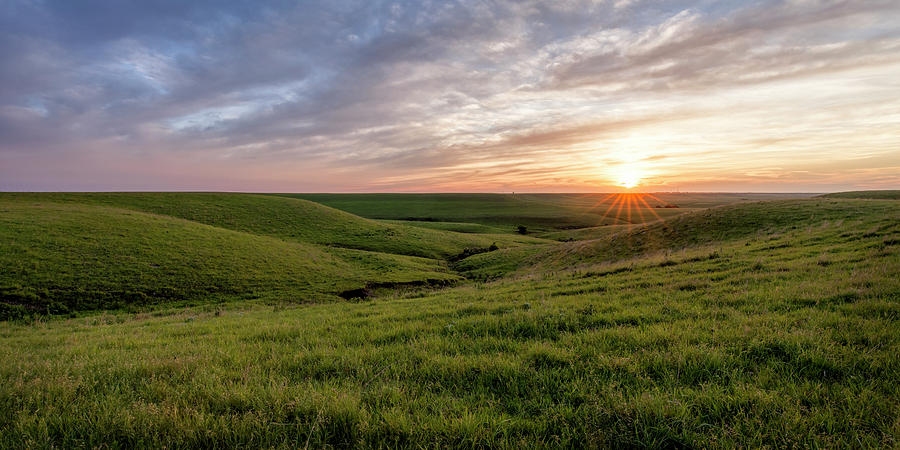 Wide Open Spaces Photograph by Scott Bean