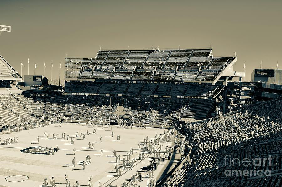 Williams - Brice Stadium #23 by Charles Hite