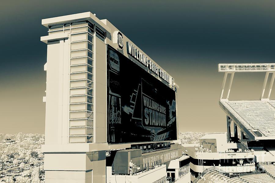 Williams - Brice Stadium #25 by Charles Hite