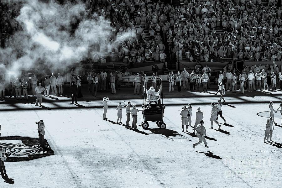 Williams - Brice Stadium #33 by Charles Hite