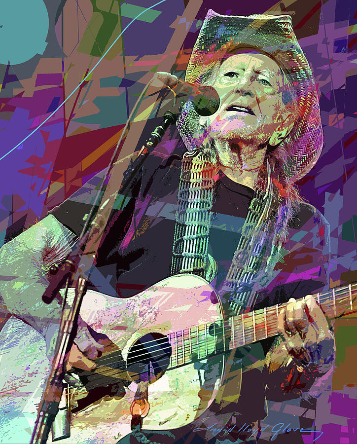 Willie Nelson - The Essential Painting