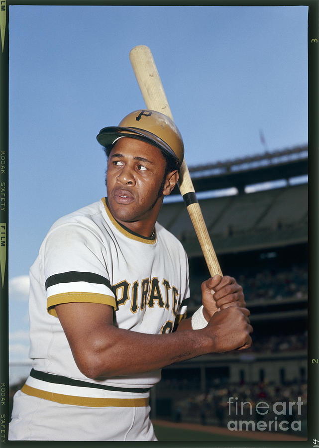 Willie Stargell Photograph by Louis Requena