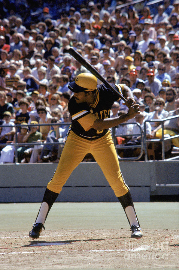 Willie Stargell Photograph by Mlb Photos