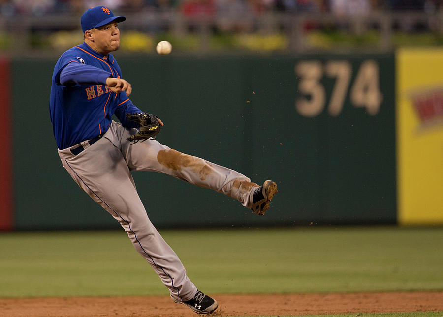 Wilmer Flores Photograph by Mitchell Leff