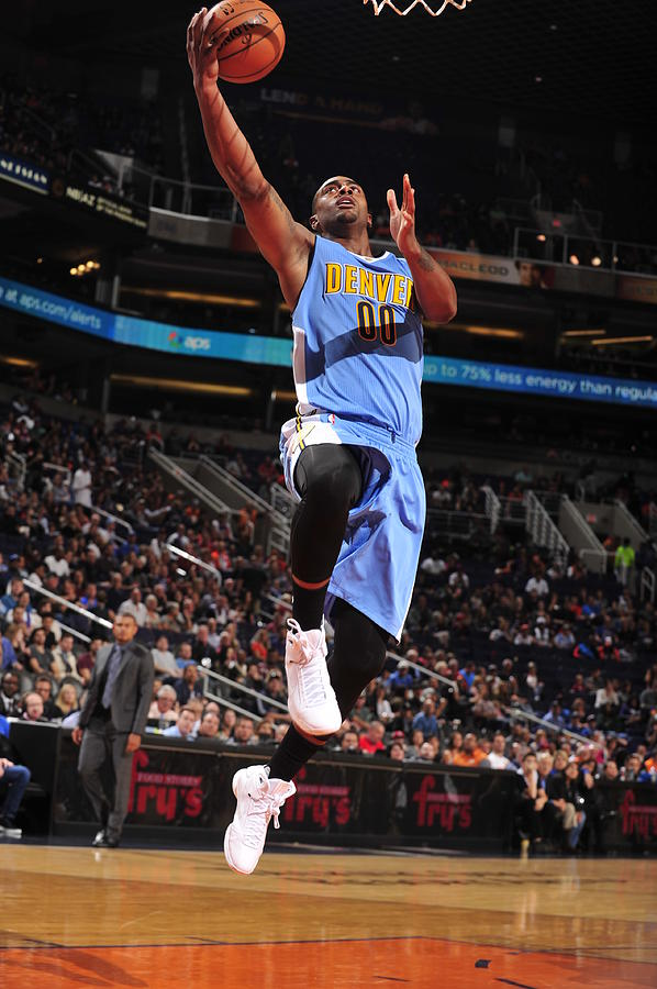 Wilson Chandler Photograph by Barry Gossage
