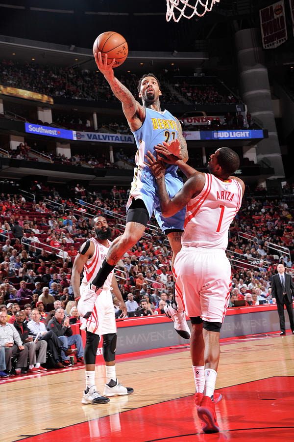 Wilson Chandler Photograph by Bill Baptist