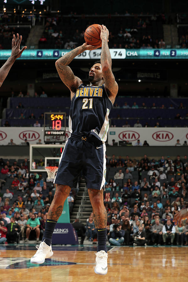 Wilson Chandler Photograph by Kent Smith