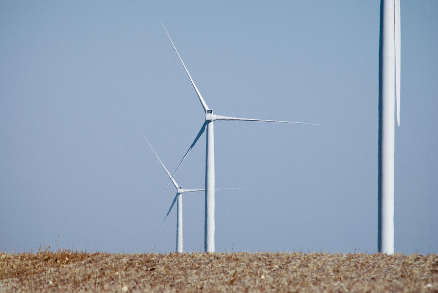 Wind Farm 3 by Carl Young